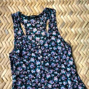 • Old Navy • floral tank top
